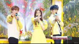 Chani, Hyujin, Minju Aloha Live