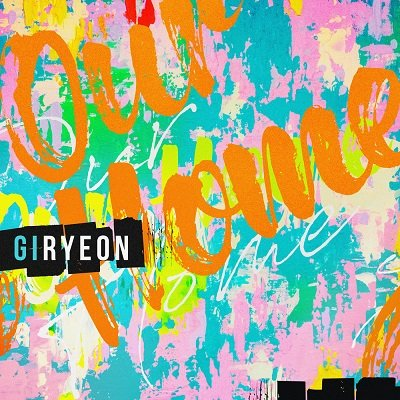 GIRYEON Our Home Cover