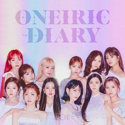IZONE Oneiric Diary mini-Album Cover