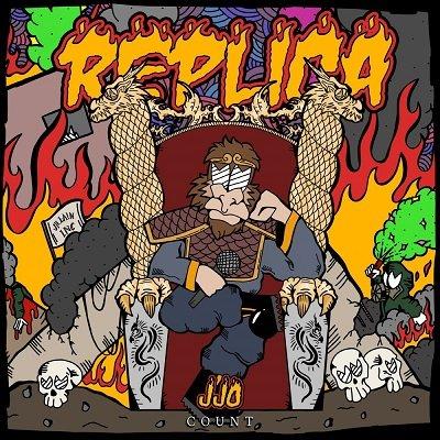 J-JO Replica Cover
