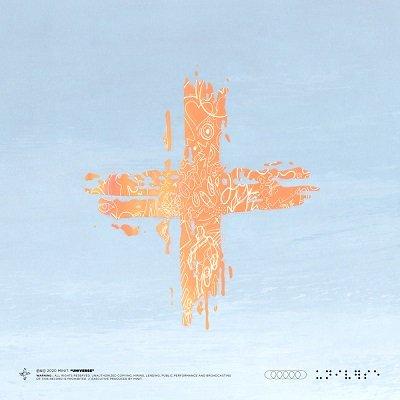 Minit 1st EP Album Cover