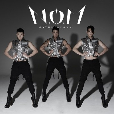 N.O.M Im Not But Cover