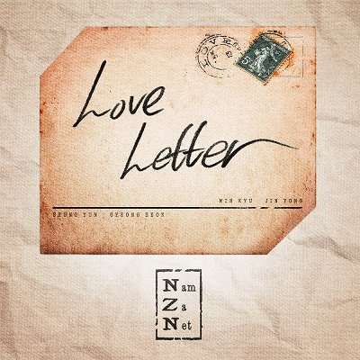 NZN Love Letter Cover