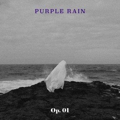 Purple Rain 1st EP Album Cover