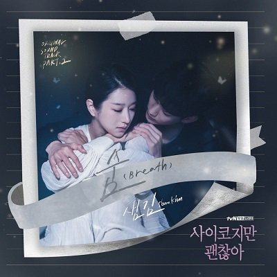 Sam Kim Its Okay To Not Be Okay OST Part2 Cover