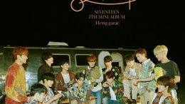 SEVENTEEN 7th Mini Album Henggarae Cover