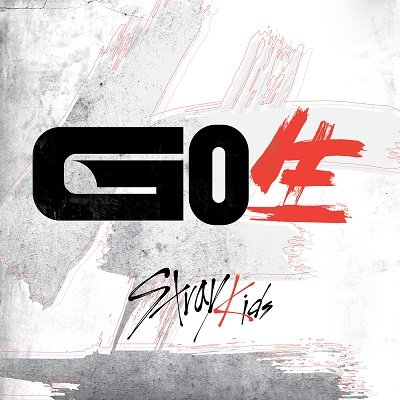 Stray Kids 1st Album GO Cover
