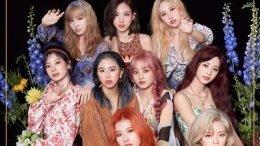 TWICE 9th mini-Album Cover