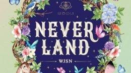WJSN Never Land Album Cover