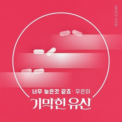 Woo Eun Mi Brilliant Heritage OST Part10 Cover