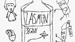 ZASMIIN Drink Album Cover
