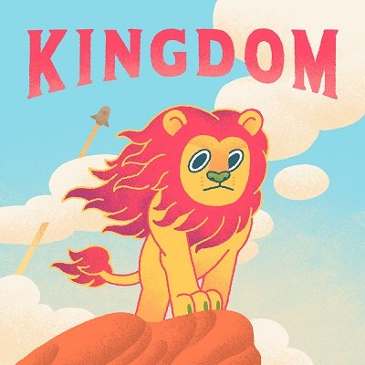 2uzoo KINGDOM Cover