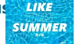 3YE Like This Summer Cover