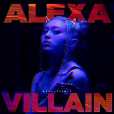 AleXa VILLAIN Cover