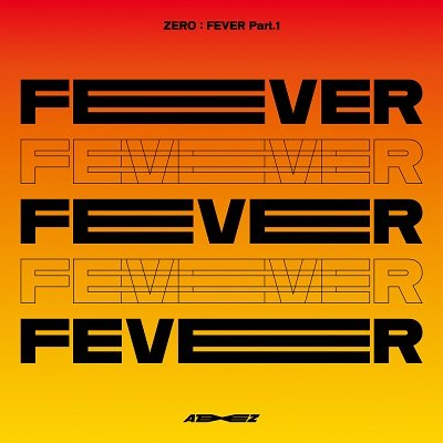 ATEEZ 5th Mini Album ZERO FEVER Part1 Cover