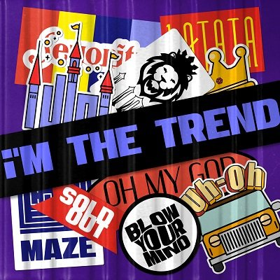 GI-DLE iM THE TREND Cover