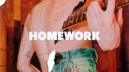 Grizzly Homework Cover