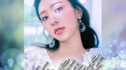 HUH CHAN MI Debut Solo Single Cover
