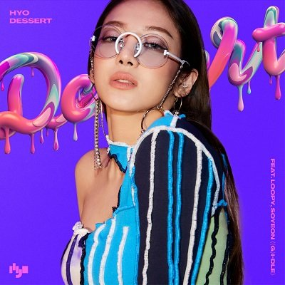 HYO DESSERT Cover