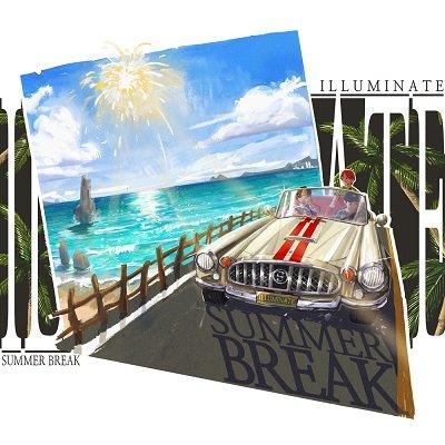 illuminate Summer Break Cover