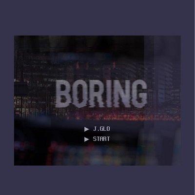 jglo Boring Cover