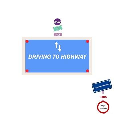 Ji Jin Seok & Woorizari DRIVING TO HIGHWAY Cover