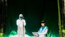 Leellamarz & Panda Gomm BAMBOOCLUB A Album Cover