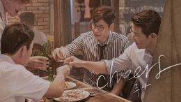 LUNA Graceful Friends OST Part 4 Cover