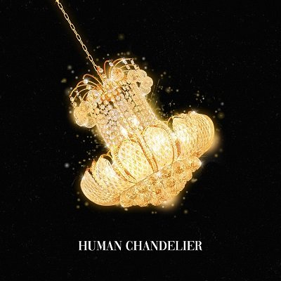 Royal 44 Human Chandelier Cover
