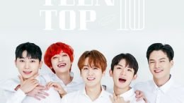 Teen Top 10th Anniversary Special Cover