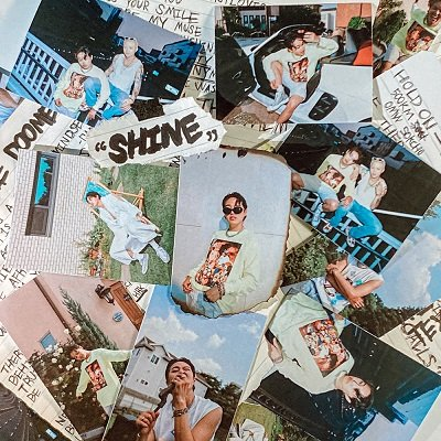 YANU SHINE Album Cover