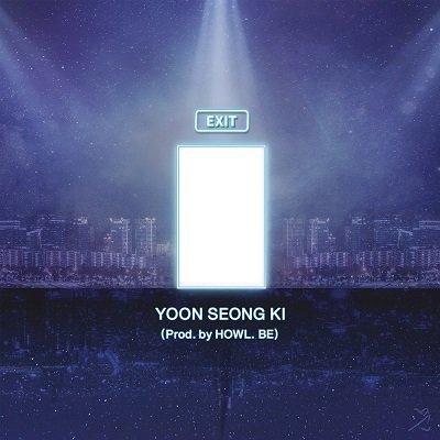Yoon Seong-Ki Exit Cover