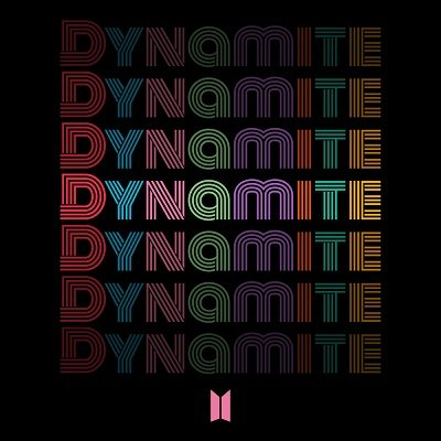 BTS Dynamite Cover