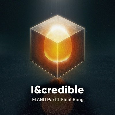 I-LAND Icredible Cover