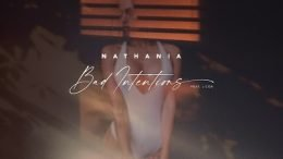 Nathania Bad Intentions Cover