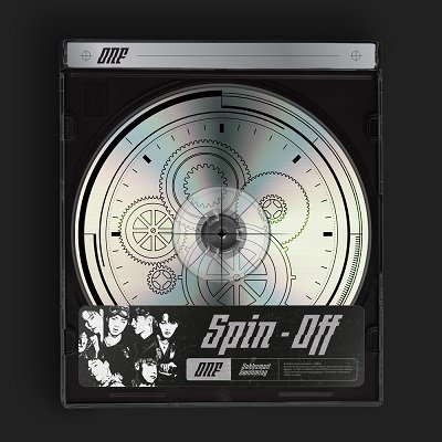 ONF 5th Mini Album Cover
