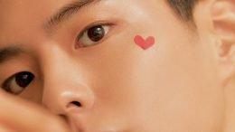 Park Bo Gum All My Love Korean ver Cover