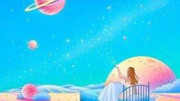 Red Velvet Milky Way Cover
