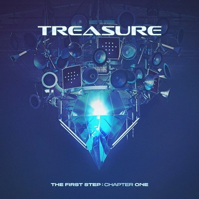 TREASURE 1st Single Album Cover