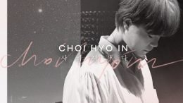 CHOI HYO IN FADE Cover