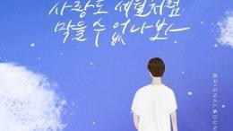 Jin Minho Homemade Love Story OST PART 1 Cover