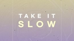 Joonwha Lee Take It Slow Cover