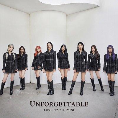 Lovelyz 7th Mini Album Cover
