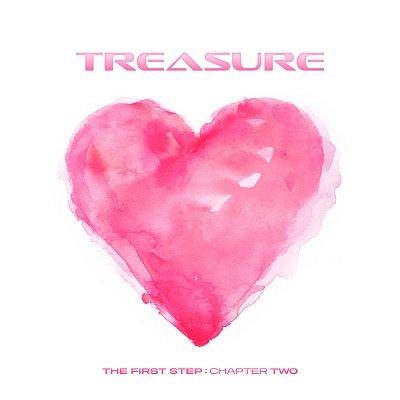 TREASURE 2nd Single Album Cover