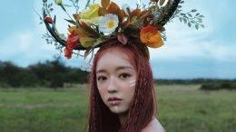 YooA 1st Mini Album Cover