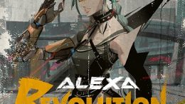 AleXa REVOLUTION Cover
