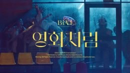B1A4 Like a Movie Cover