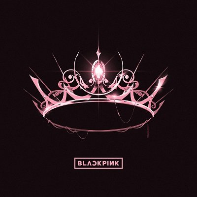 BLACKPINK THE ALBUM Cover