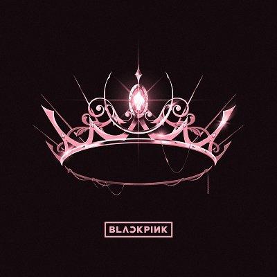 BLACKPINK THE ALBUM Cover