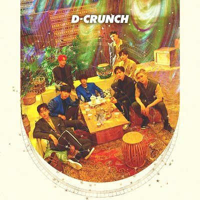 D-CRUNCH Across The Universe Cover